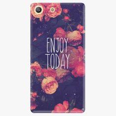 iSaprio Plastový kryt - Enjoy Today - Sony Xperia M5
