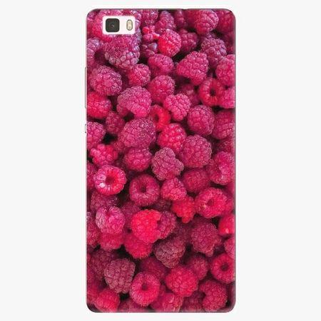 iSaprio Silikonové pouzdro - Raspberry - Huawei Ascend P8 Lite