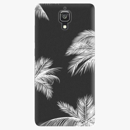 iSaprio Plastový kryt - White Palm - Xiaomi Mi4