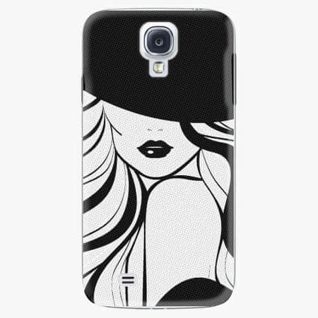 iSaprio Plastový kryt - First Lady - Samsung Galaxy S4