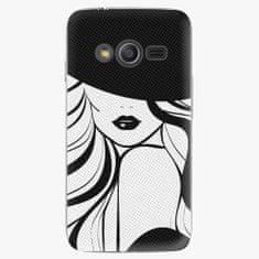 iSaprio Plastový kryt - First Lady - Samsung Galaxy Trend 2 Lite