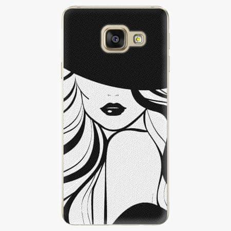 iSaprio Plastový kryt - First Lady - Samsung Galaxy A3 2016
