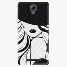 iSaprio Plastový kryt - First Lady - Xiaomi Redmi Note 2