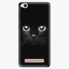 iSaprio Plastový kryt - Black Cat - Xiaomi Redmi 4A