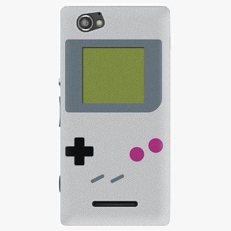 iSaprio Plastový kryt - The Game - Sony Xperia M