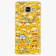 iSaprio Plastový kryt - Emoji - Samsung Galaxy A3 2016