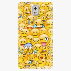 iSaprio Plastový kryt - Emoji - Samsung Galaxy Note 3
