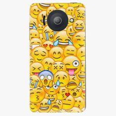 iSaprio Plastový kryt - Emoji - Huawei Ascend Y300