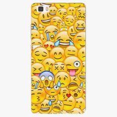 iSaprio Plastový kryt - Emoji - Huawei Ascend P8 Lite