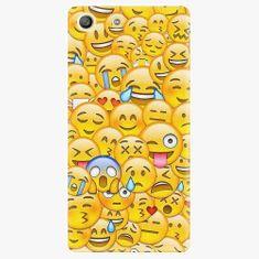 iSaprio Plastový kryt - Emoji - Sony Xperia M5