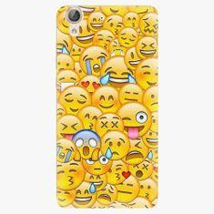 iSaprio Plastový kryt - Emoji - Huawei Y6 II