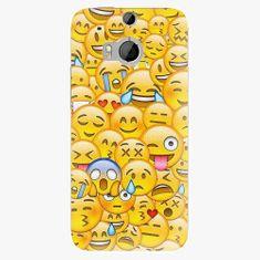 iSaprio Plastový kryt - Emoji - HTC One M8