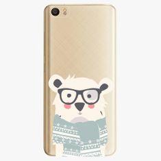 iSaprio Plastový kryt - Bear With Scarf - Xiaomi Mi5