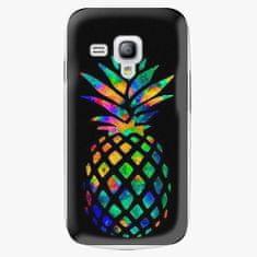 iSaprio Plastový kryt - Rainbow Pineapple - Samsung Galaxy S3 Mini