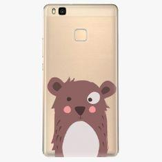 iSaprio Plastový kryt - Brown Bear - Huawei Ascend P9 Lite