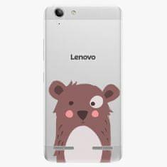 iSaprio Plastový kryt - Brown Bear - Lenovo Vibe K5
