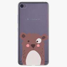 iSaprio Plastový kryt - Brown Bear - Lenovo S90