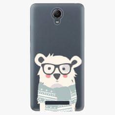 iSaprio Plastový kryt - Bear With Scarf - Xiaomi Redmi Note 2