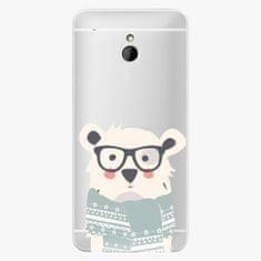 iSaprio Plastový kryt - Bear With Scarf - HTC One Mini