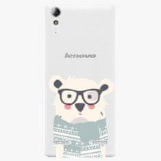 iSaprio Plastový kryt - Bear With Scarf - Lenovo A6000 / K3