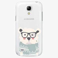 iSaprio Plastový kryt - Bear With Scarf - Samsung Galaxy S4 Mini