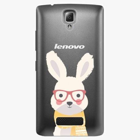 iSaprio Plastový kryt - Smart Rabbit - Lenovo A2010