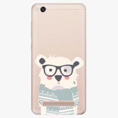iSaprio Plastový kryt - Bear With Scarf - Xiaomi Redmi 4A