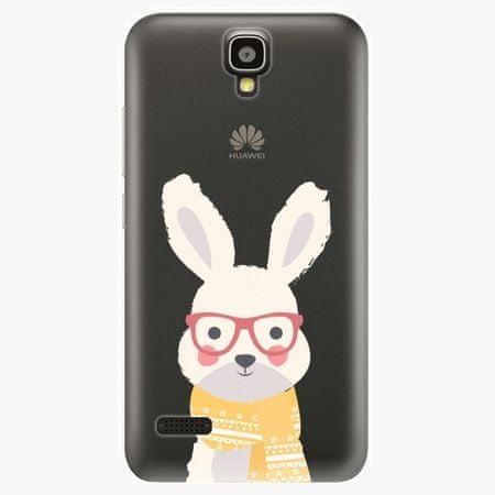 iSaprio Plastový kryt - Smart Rabbit - Huawei Ascend Y5