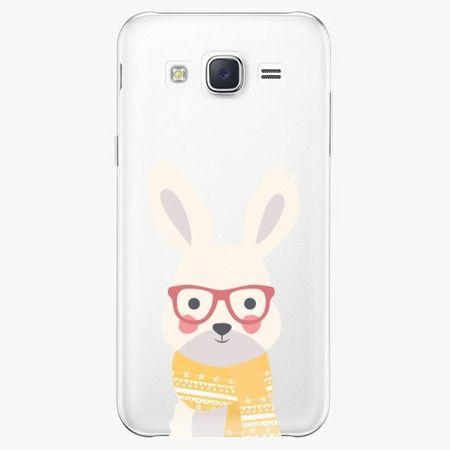 iSaprio Plastový kryt - Smart Rabbit - Samsung Galaxy Core Prime