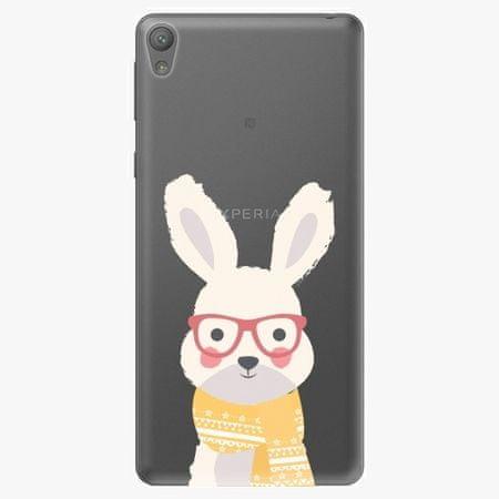 iSaprio Plastový kryt - Smart Rabbit - Sony Xperia E5