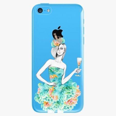 iSaprio Plastový kryt - Queen of Parties - iPhone 5C