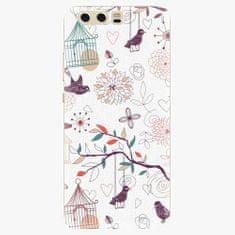 iSaprio Plastový kryt - Birds - Huawei P10