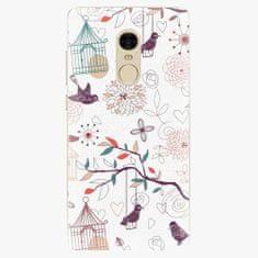 iSaprio Plastový kryt - Birds - Xiaomi Redmi Note 4