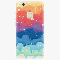 iSaprio Plastový kryt - Cats World - Huawei P10 Lite