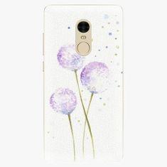 iSaprio Plastový kryt - Dandelion - Xiaomi Redmi Note 4