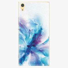 iSaprio Plastový kryt - Abstract Flower - Sony Xperia XA1 Ultra