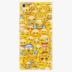 iSaprio Plastový kryt - Emoji - Sony Xperia XA1 Ultra