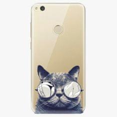iSaprio Plastový kryt - Crazy Cat 01 - Huawei P8 Lite 2017