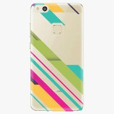 iSaprio Plastový kryt - Color Stripes 03 - Huawei P10 Lite