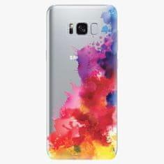 iSaprio Plastový kryt - Color Splash 01 - Samsung Galaxy S8