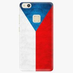 iSaprio Plastový kryt - Czech Flag - Huawei P10 Lite