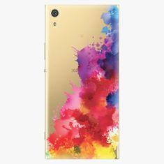iSaprio Plastový kryt - Color Splash 01 - Sony Xperia XA1 Ultra