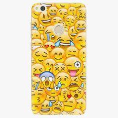 iSaprio Plastový kryt - Emoji - Huawei P8 Lite 2017
