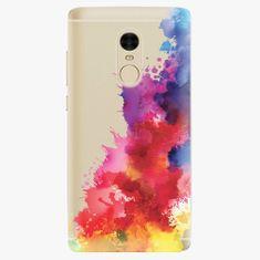 iSaprio Plastový kryt - Color Splash 01 - Xiaomi Redmi Note 4