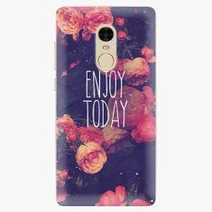 iSaprio Plastový kryt - Enjoy Today - Xiaomi Redmi Note 4