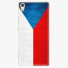 iSaprio Plastový kryt - Czech Flag - Sony Xperia XA1 Ultra