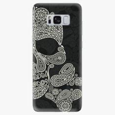 iSaprio Silikonové pouzdro - Mayan Skull - Samsung Galaxy S8