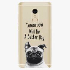 iSaprio Plastový kryt - Better Day 01 - Xiaomi Redmi Note 4