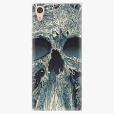 iSaprio Plastový kryt - Abstract Skull - Sony Xperia XA1