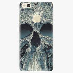iSaprio Plastový kryt - Abstract Skull - Huawei P10 Lite